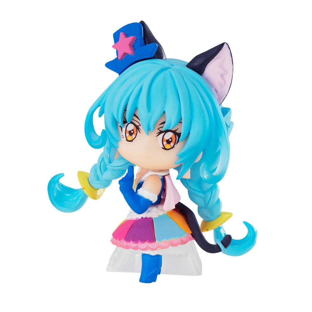 【限定販売】スター☆トゥインクルプリキュア『メモリアルマスコット』フィギュア セット-005