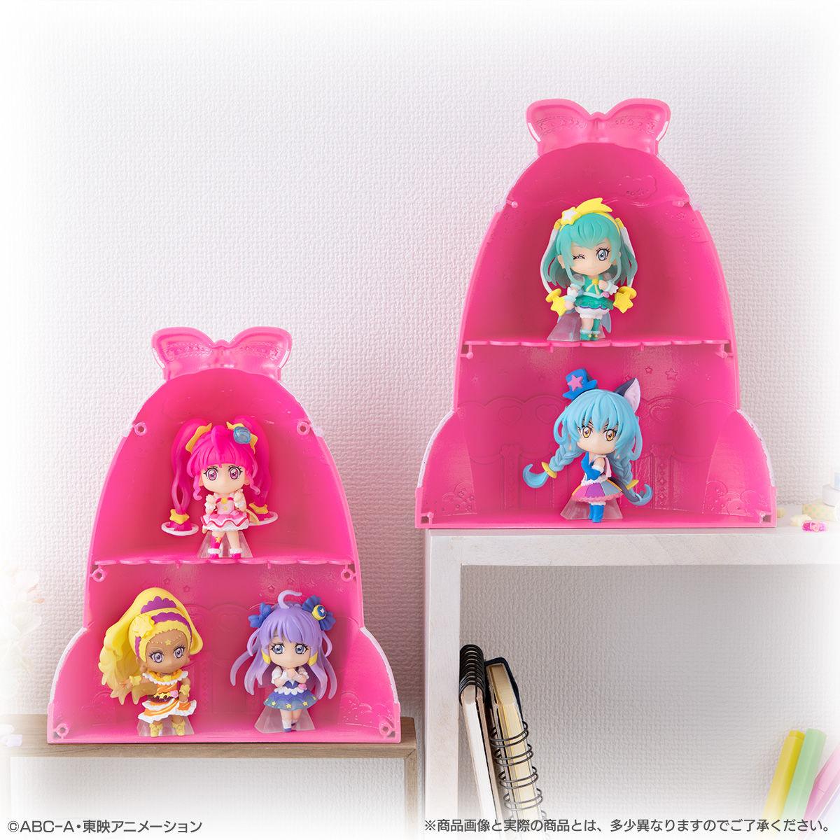 【限定販売】スター☆トゥインクルプリキュア『メモリアルマスコット』フィギュア セット-008