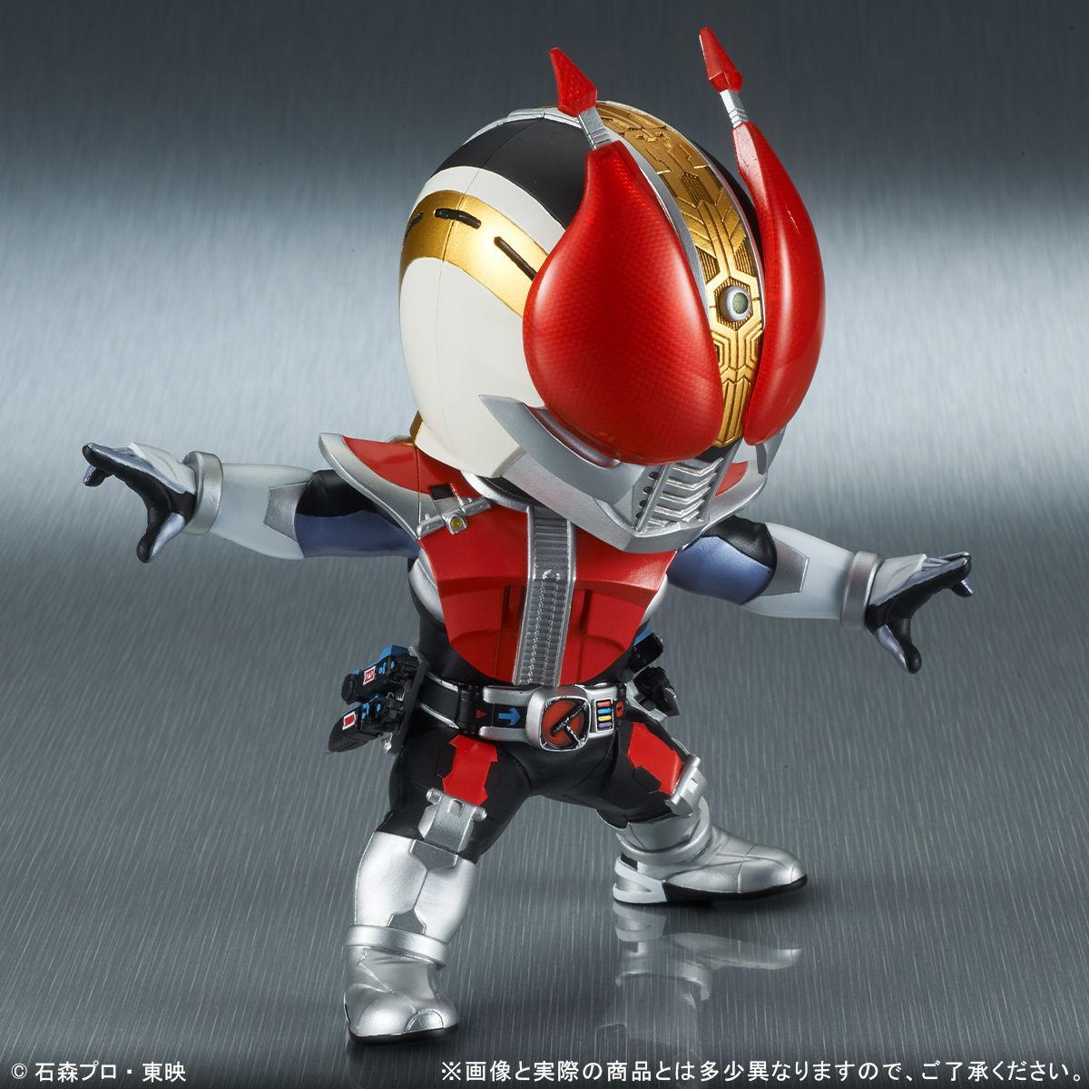 【限定販売】デフォリアル『仮面ライダー電王 ソードフォーム』完成品フィギュア-005