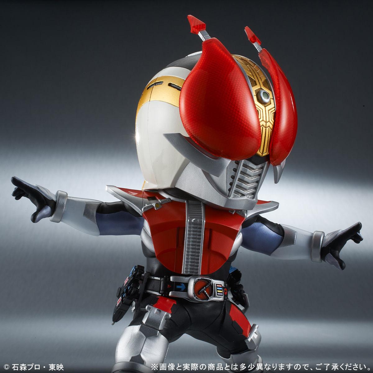 【限定販売】デフォリアル『仮面ライダー電王 ソードフォーム』完成品フィギュア-007