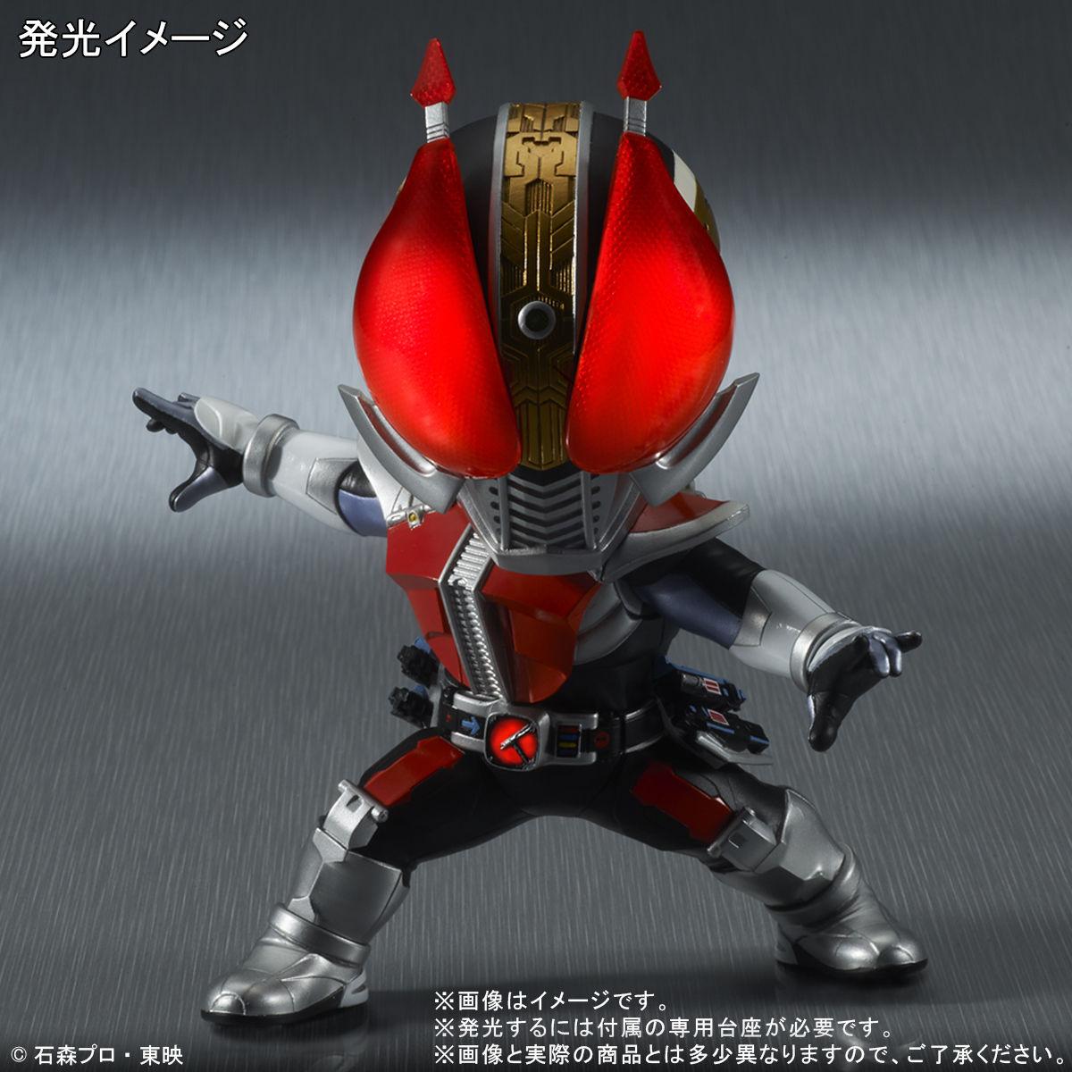 【限定販売】デフォリアル『仮面ライダー電王 ソードフォーム』完成品フィギュア-008