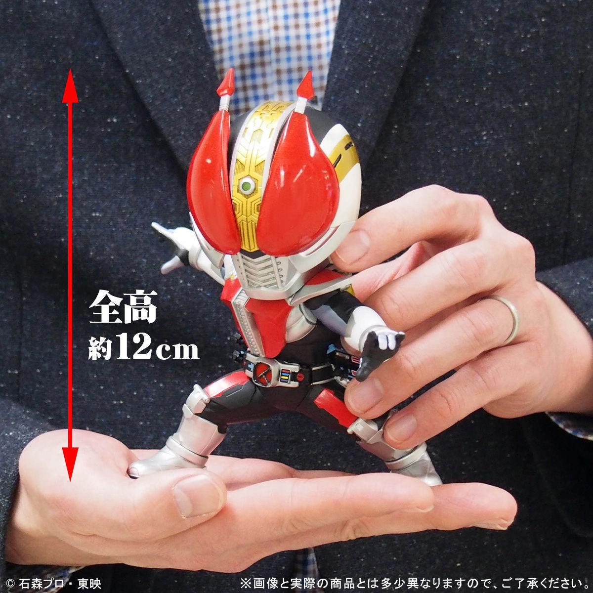 【限定販売】デフォリアル『仮面ライダー電王 ソードフォーム』完成品フィギュア-009