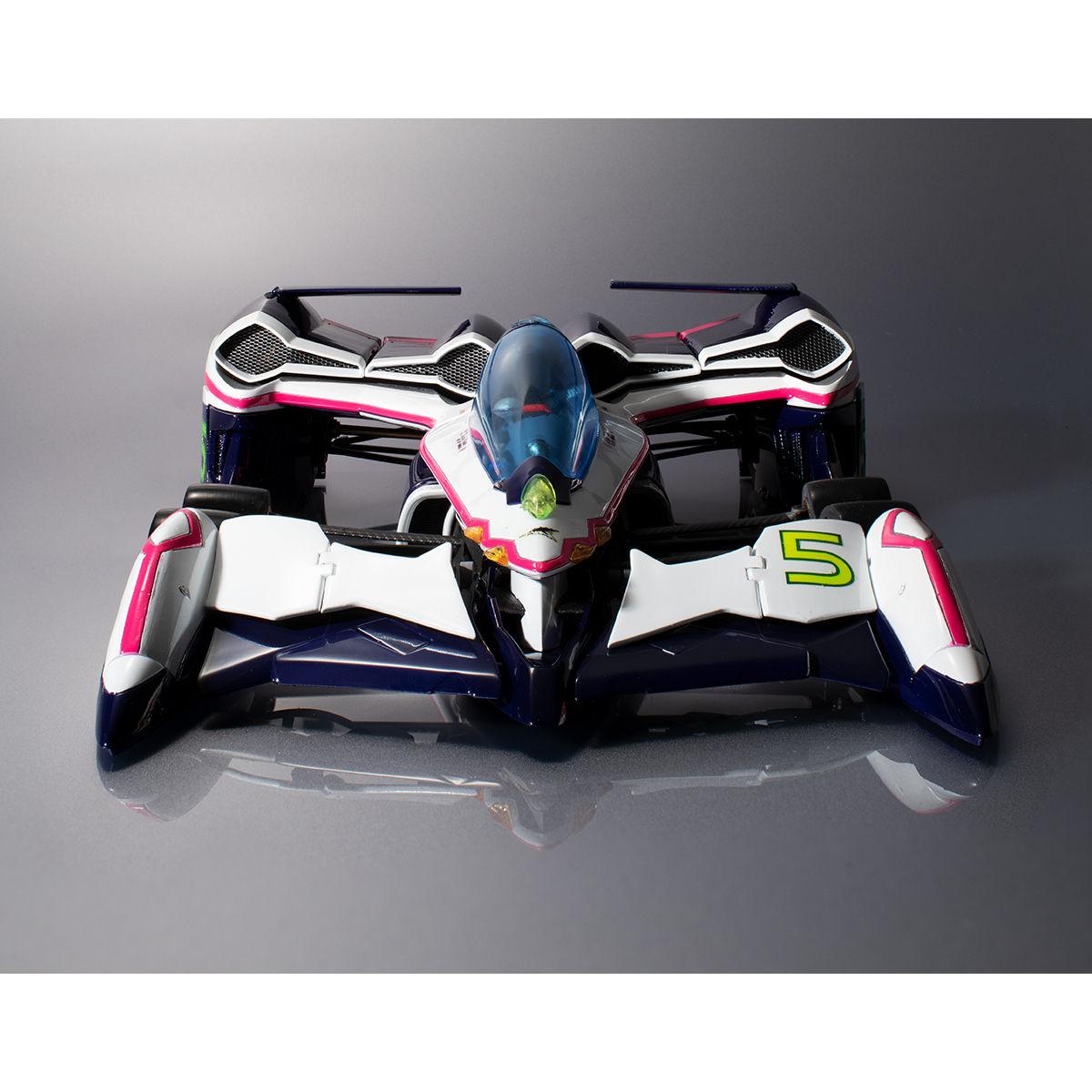 ヴァリアブルアクション Hi-SPEC『凰呀 AN-21』新世紀GPXサイバーフォーミュラ 1/18 可動モデル-002