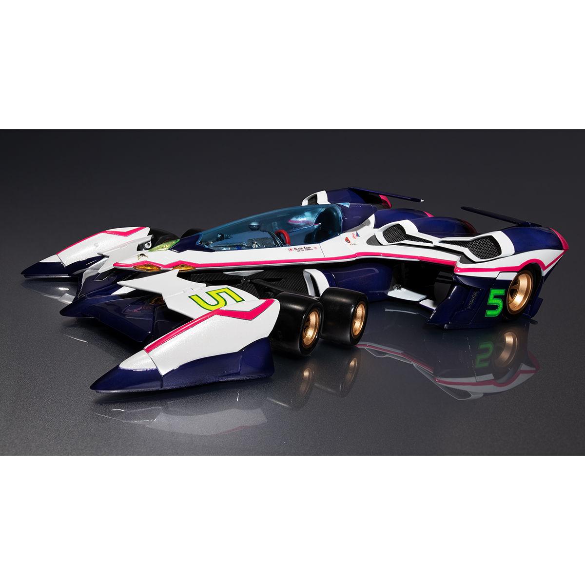 ヴァリアブルアクション Hi-SPEC『凰呀 AN-21』新世紀GPXサイバーフォーミュラ 1/18 可動モデル-003
