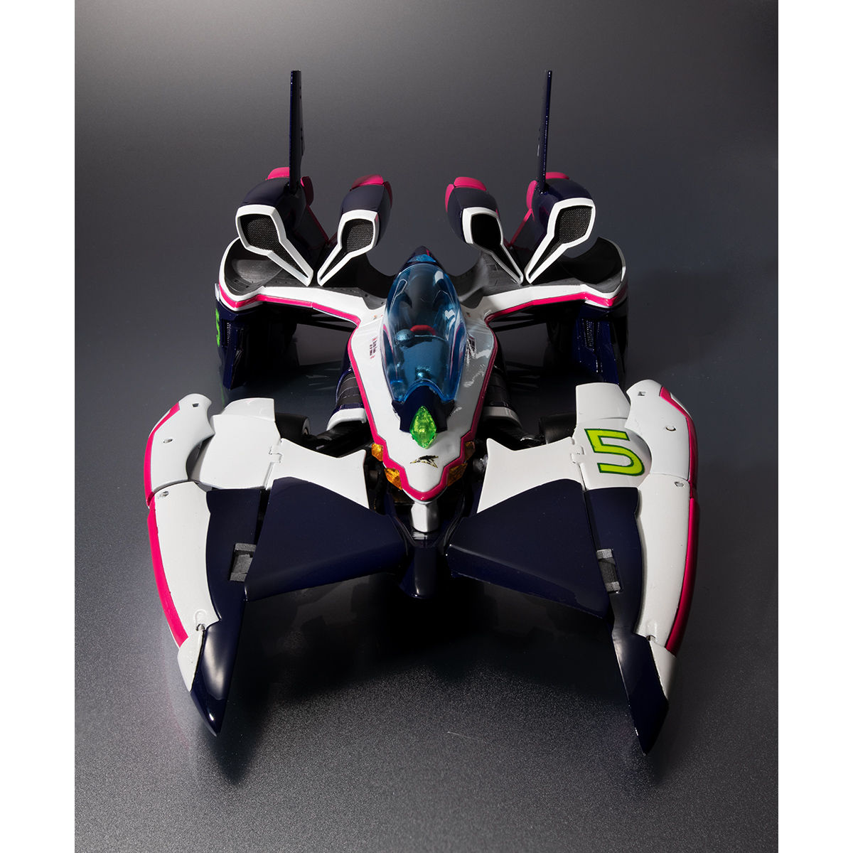 ヴァリアブルアクション Hi-SPEC『凰呀 AN-21』新世紀GPXサイバーフォーミュラ 1/18 可動モデル-007
