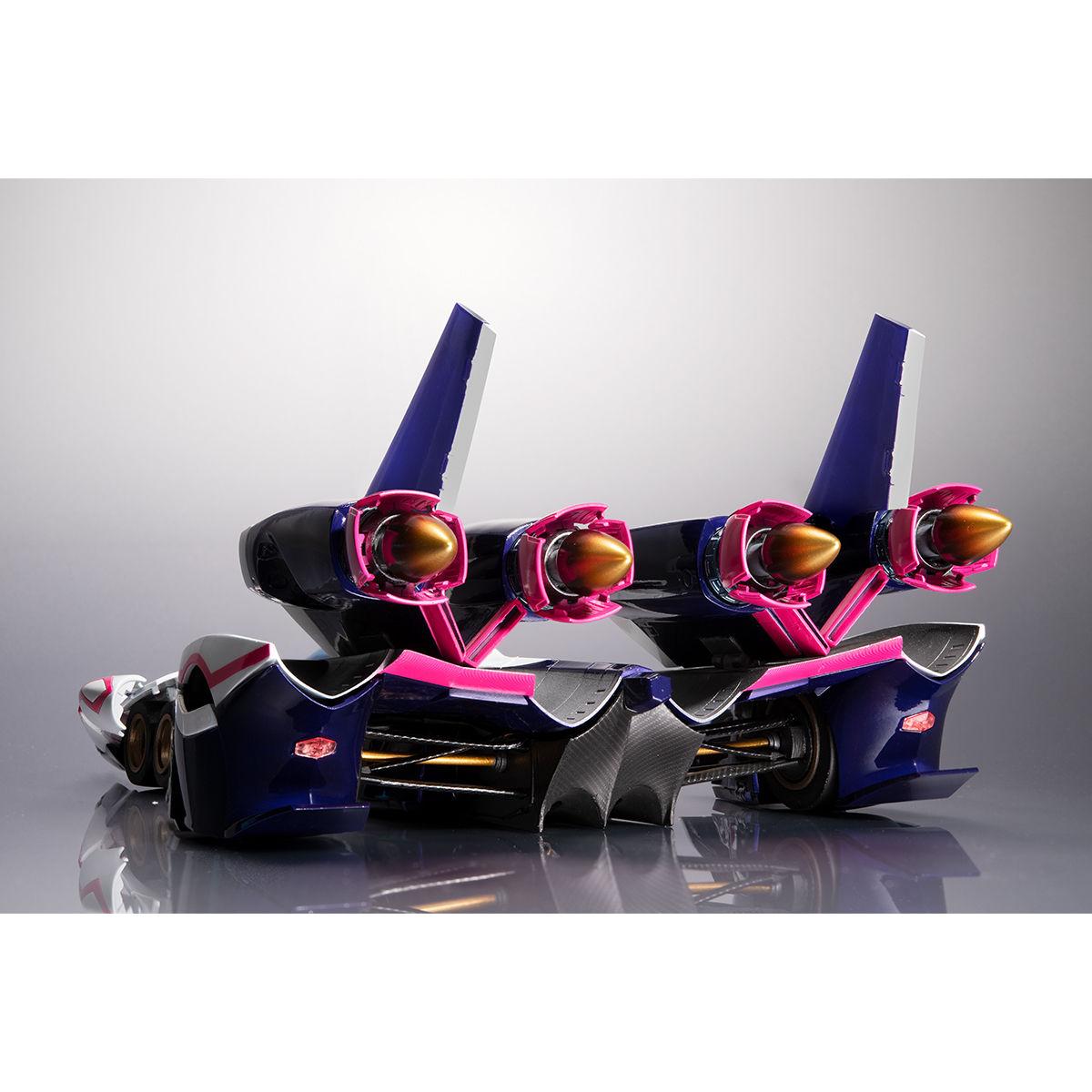 ヴァリアブルアクション Hi-SPEC『凰呀 AN-21』新世紀GPXサイバーフォーミュラ 1/18 可動モデル-008