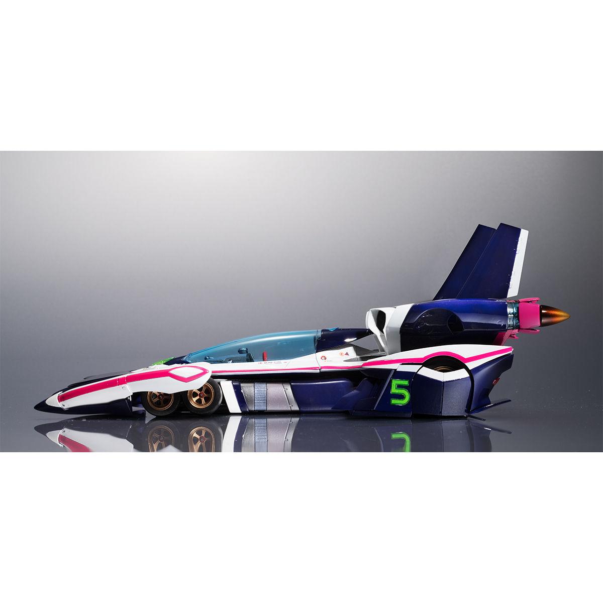 ヴァリアブルアクション Hi-SPEC『凰呀 AN-21』新世紀GPXサイバーフォーミュラ 1/18 可動モデル-009