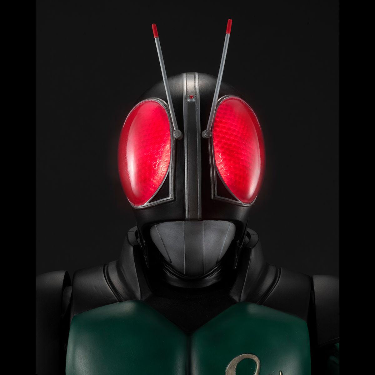 【限定販売】Ultimate Article『仮面ライダーBLACK RX』完成品フィギュア-005