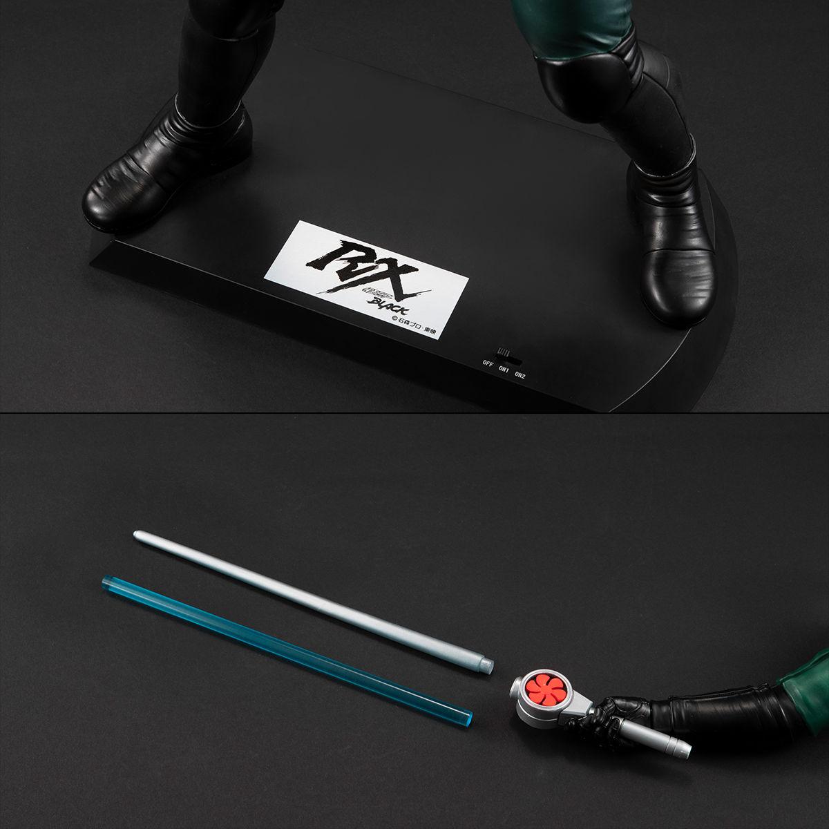 【限定販売】Ultimate Article『仮面ライダーBLACK RX』完成品フィギュア-008