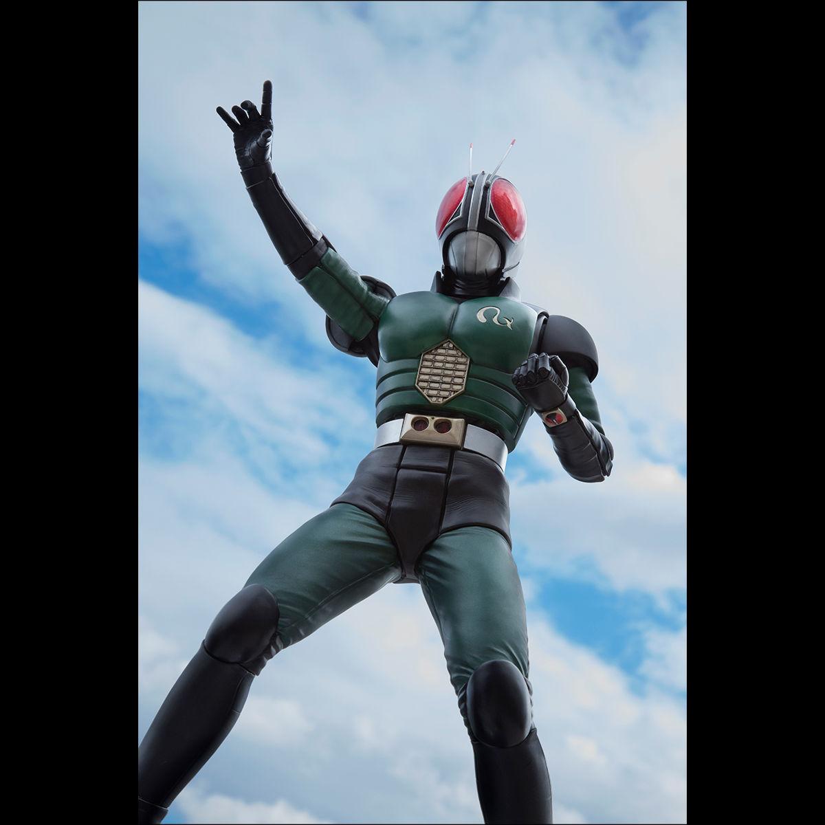 【限定販売】Ultimate Article『仮面ライダーBLACK RX』完成品フィギュア-009