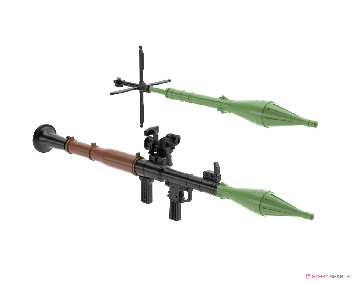 リトルアーモリー LA061『RPG7タイプ』1/12 プラモデル-001