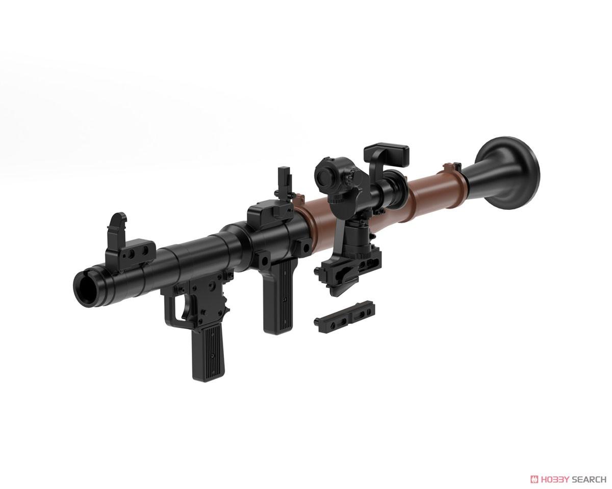 リトルアーモリー LA061『RPG7タイプ』1/12 プラモデル-005
