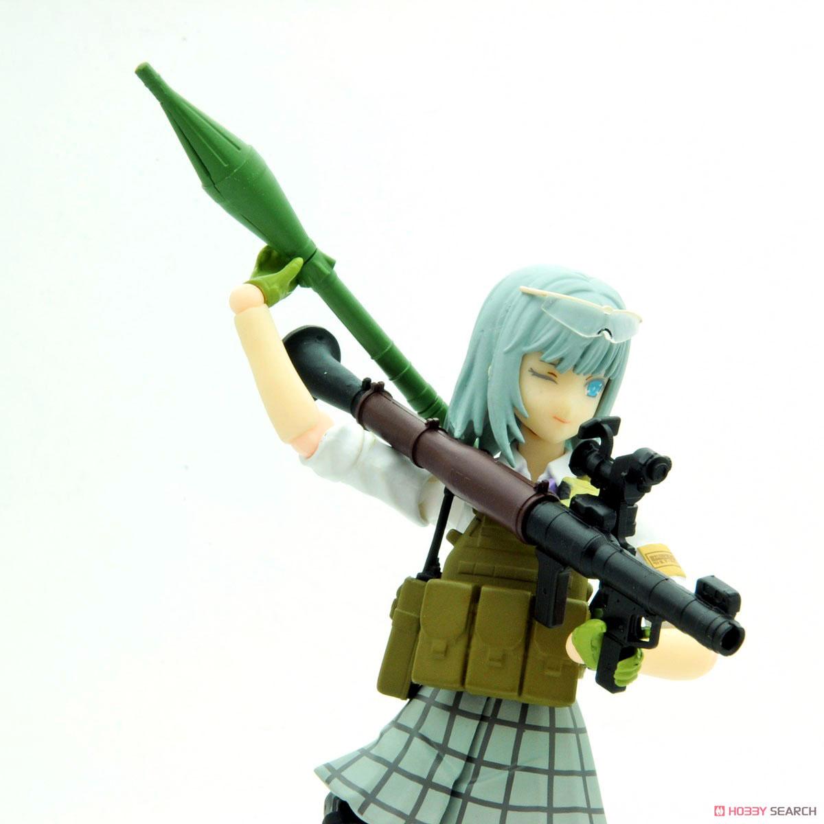 リトルアーモリー LA061『RPG7タイプ』1/12 プラモデル-009