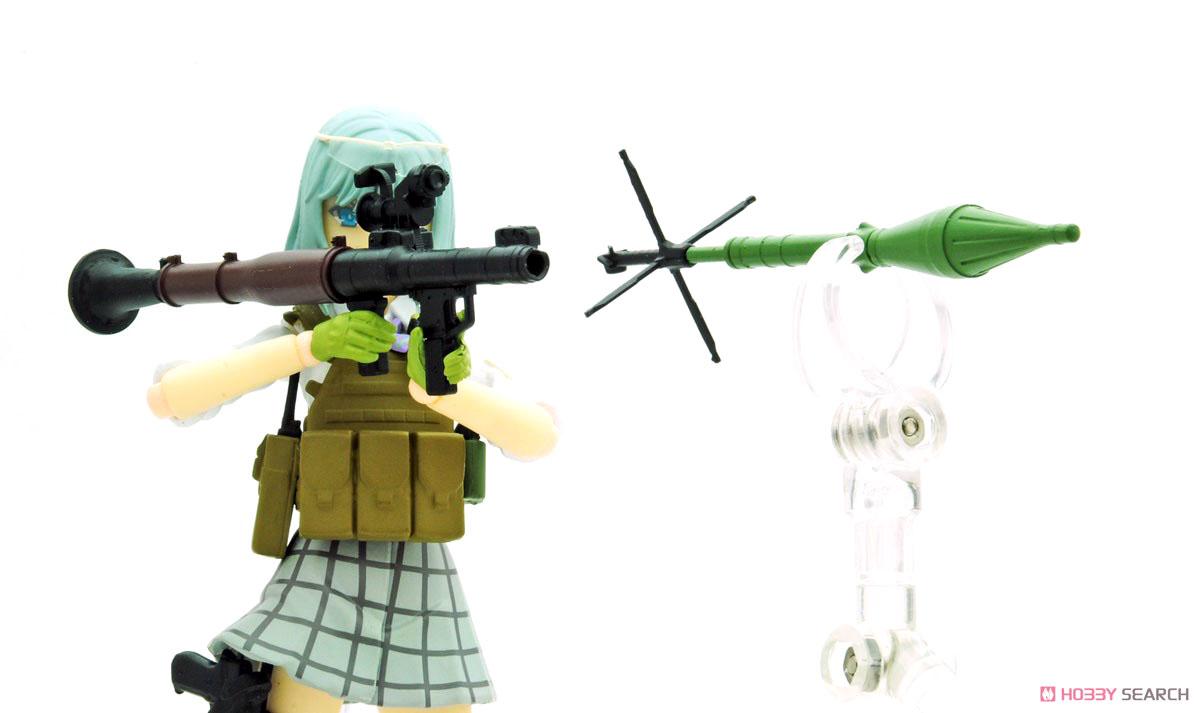 リトルアーモリー LA061『RPG7タイプ』1/12 プラモデル-010