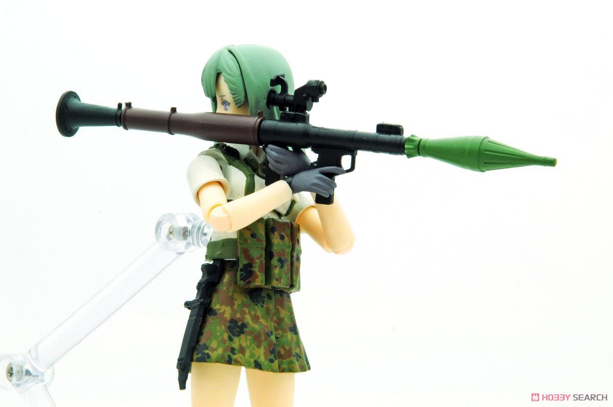 リトルアーモリー LA061『RPG7タイプ』1/12 プラモデル-011