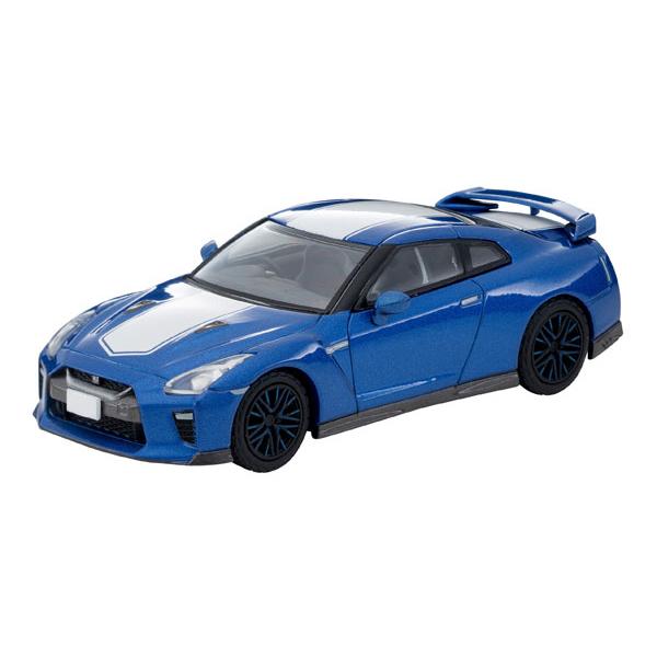 トミカリミテッドヴィンテージ ネオ LV-N200a『日産GT-R 50th ANNIVERSARY(青)』1/64 ミニカー