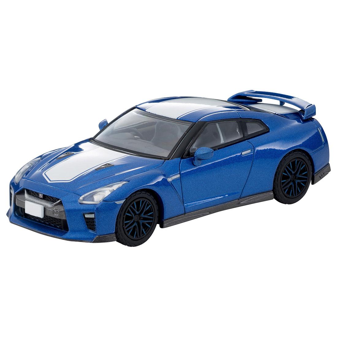 トミカリミテッドヴィンテージ ネオ LV-N200a『日産GT-R 50th ANNIVERSARY(青)』1/64 ミニカー-001