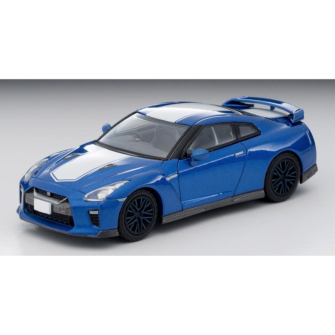 トミカリミテッドヴィンテージ ネオ LV-N200a『日産GT-R 50th ANNIVERSARY(青)』1/64 ミニカー-002