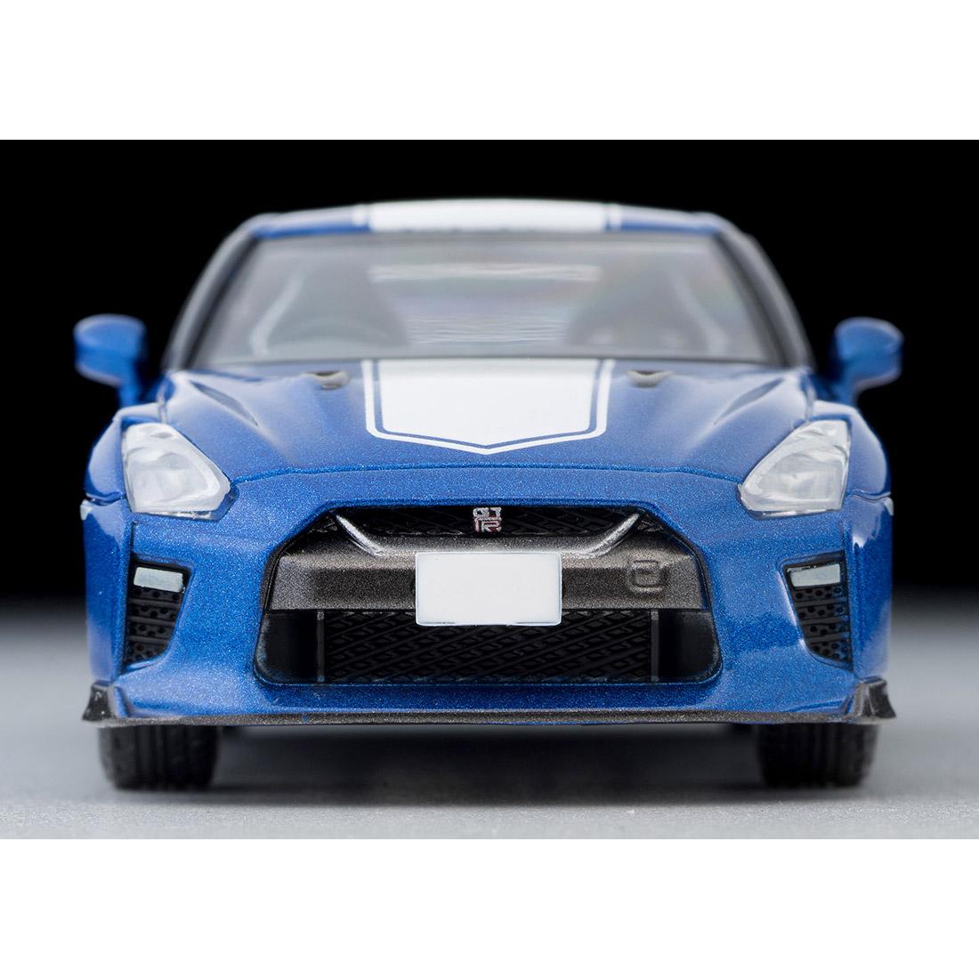 トミカリミテッドヴィンテージ ネオ LV-N200a『日産GT-R 50th ANNIVERSARY(青)』1/64 ミニカー-004