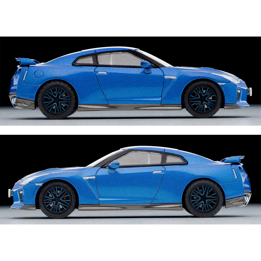 トミカリミテッドヴィンテージ ネオ LV-N200a『日産GT-R 50th ANNIVERSARY(青)』1/64 ミニカー-006
