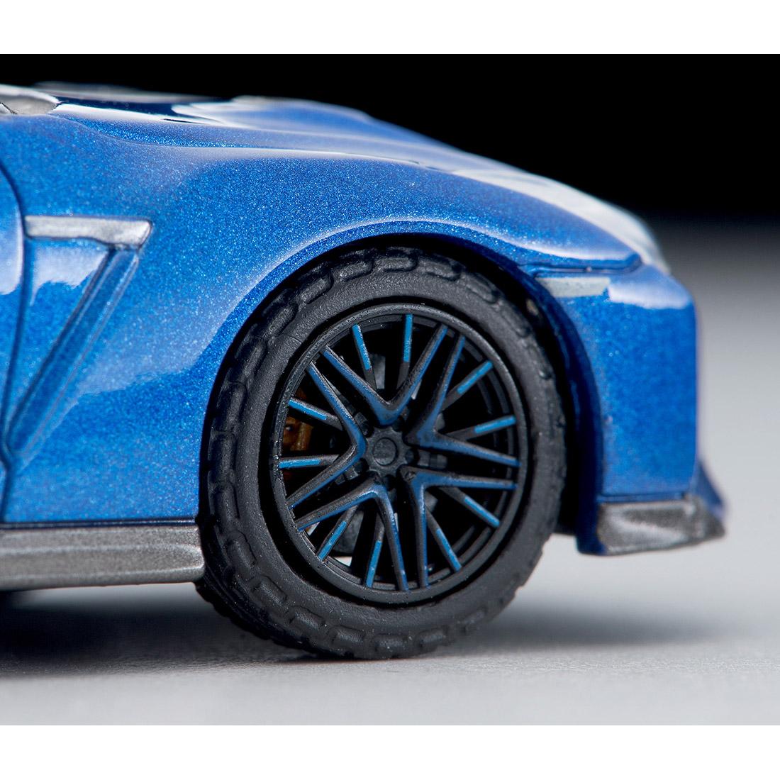 トミカリミテッドヴィンテージ ネオ LV-N200a『日産GT-R 50th ANNIVERSARY(青)』1/64 ミニカー-007