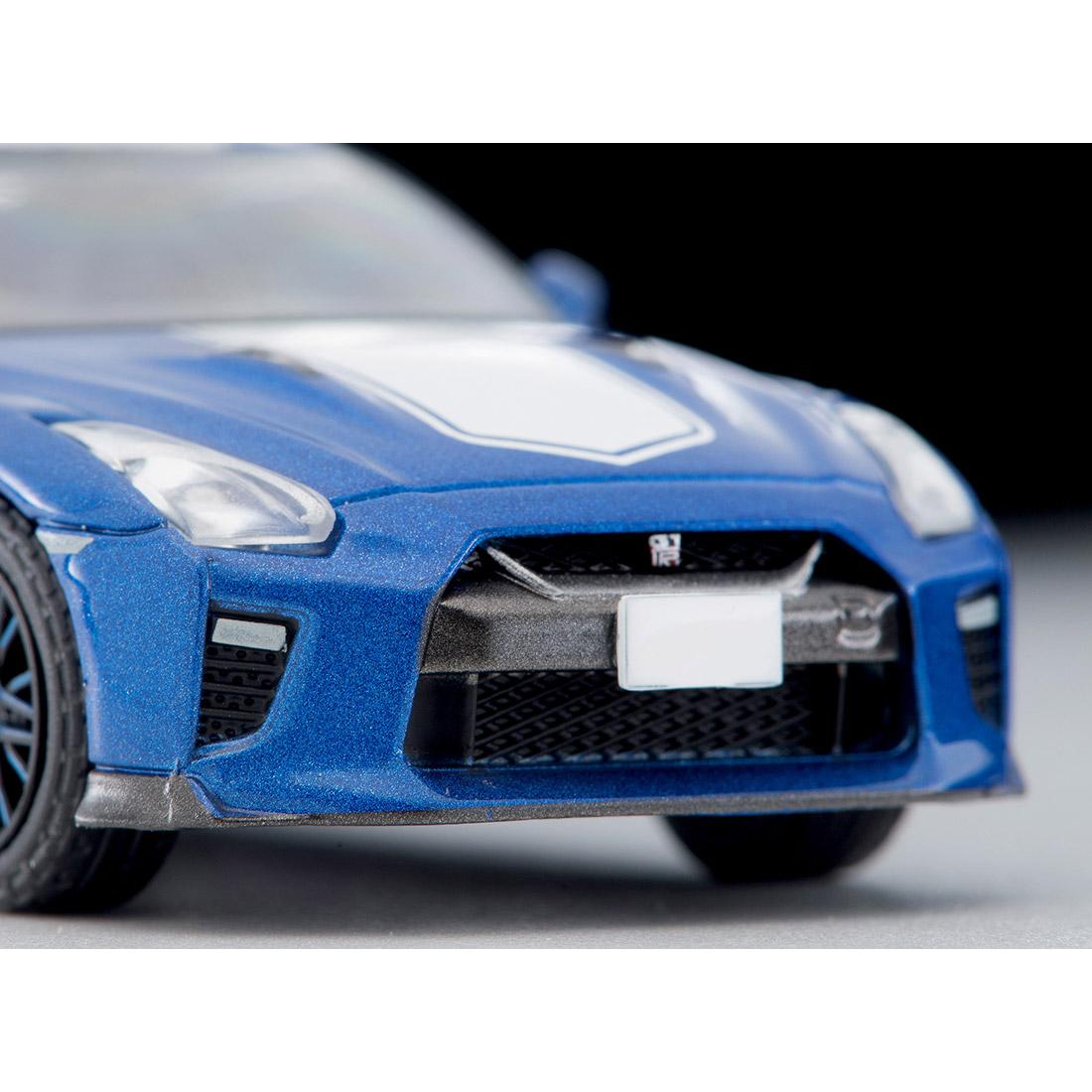 トミカリミテッドヴィンテージ ネオ LV-N200a『日産GT-R 50th ANNIVERSARY(青)』1/64 ミニカー-008