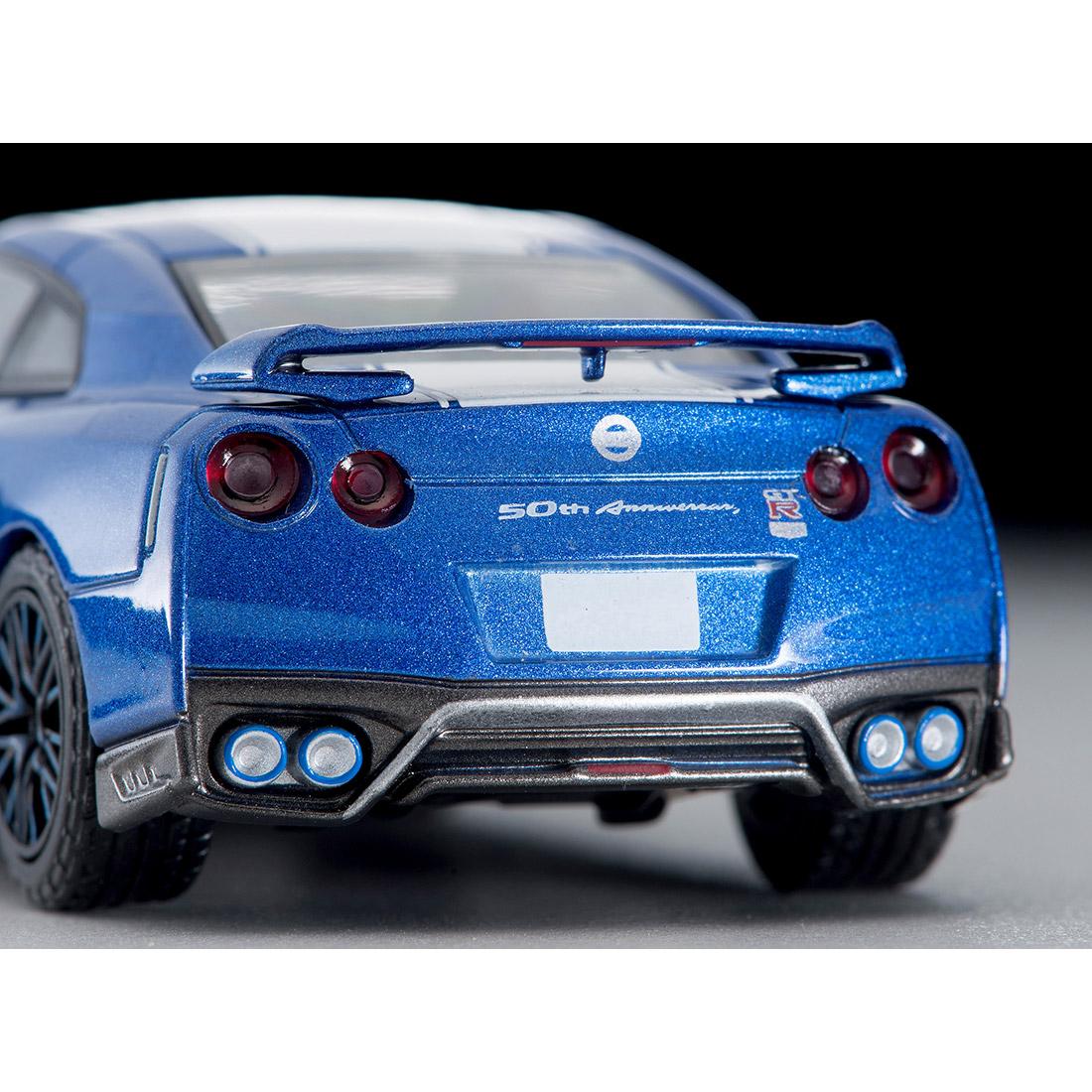 トミカリミテッドヴィンテージ ネオ LV-N200a『日産GT-R 50th ANNIVERSARY(青)』1/64 ミニカー-009