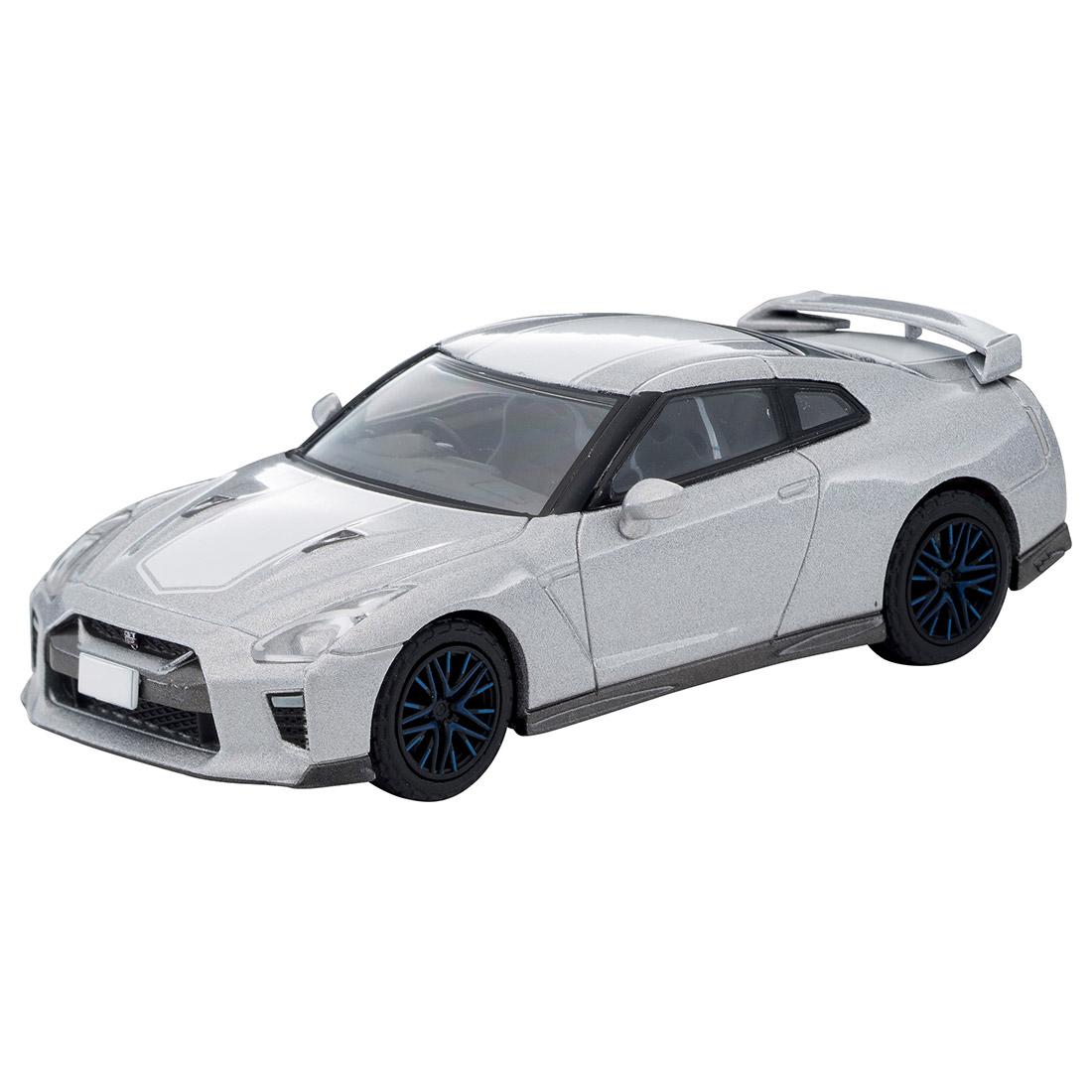 トミカリミテッドヴィンテージ ネオ LV-N200a『日産GT-R 50th ANNIVERSARY(青)』1/64 ミニカー-010