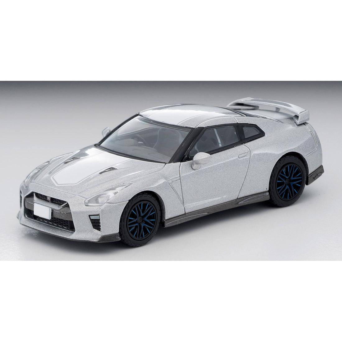 トミカリミテッドヴィンテージ ネオ LV-N200a『日産GT-R 50th ANNIVERSARY(青)』1/64 ミニカー-011