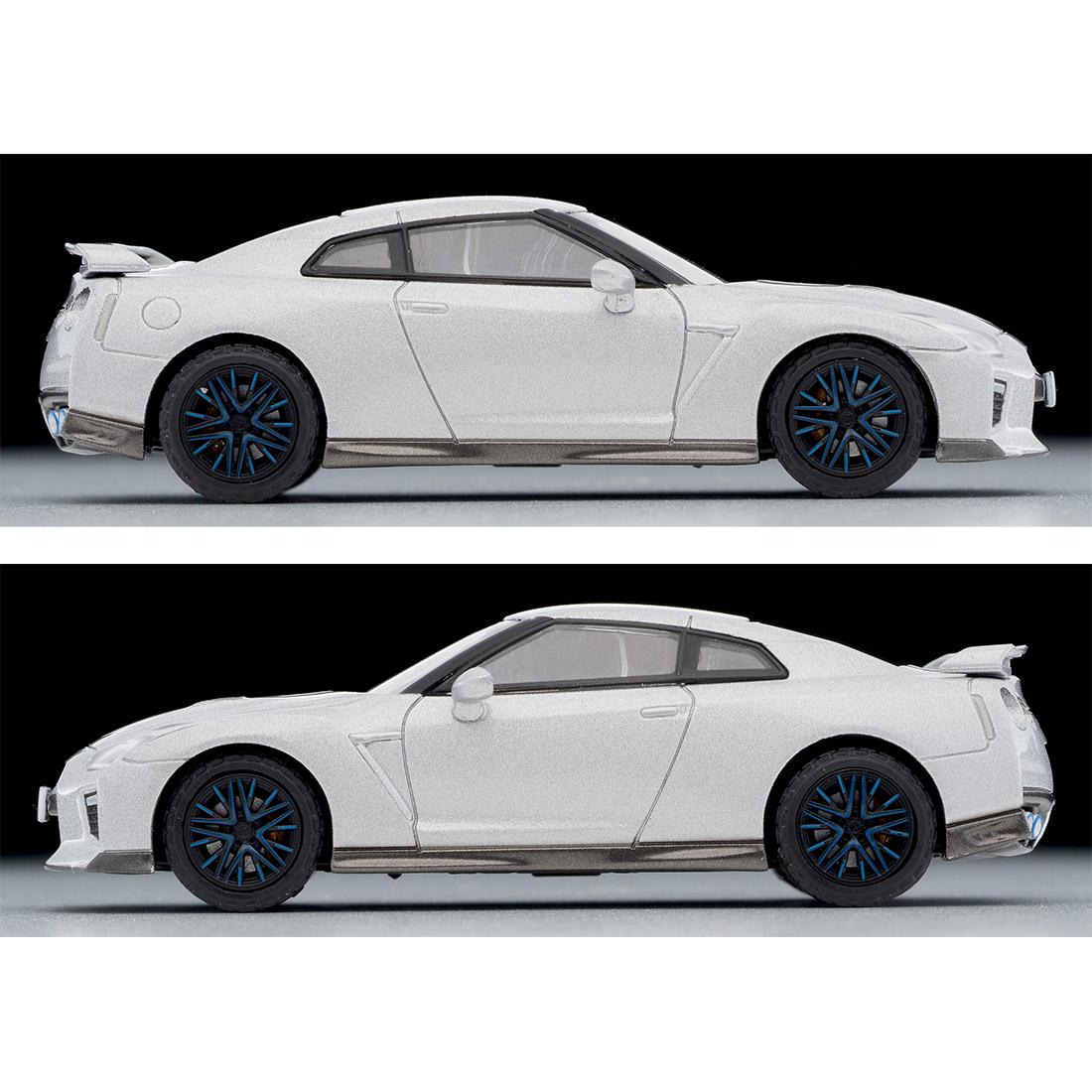 トミカリミテッドヴィンテージ ネオ LV-N200a『日産GT-R 50th ANNIVERSARY(青)』1/64 ミニカー-015