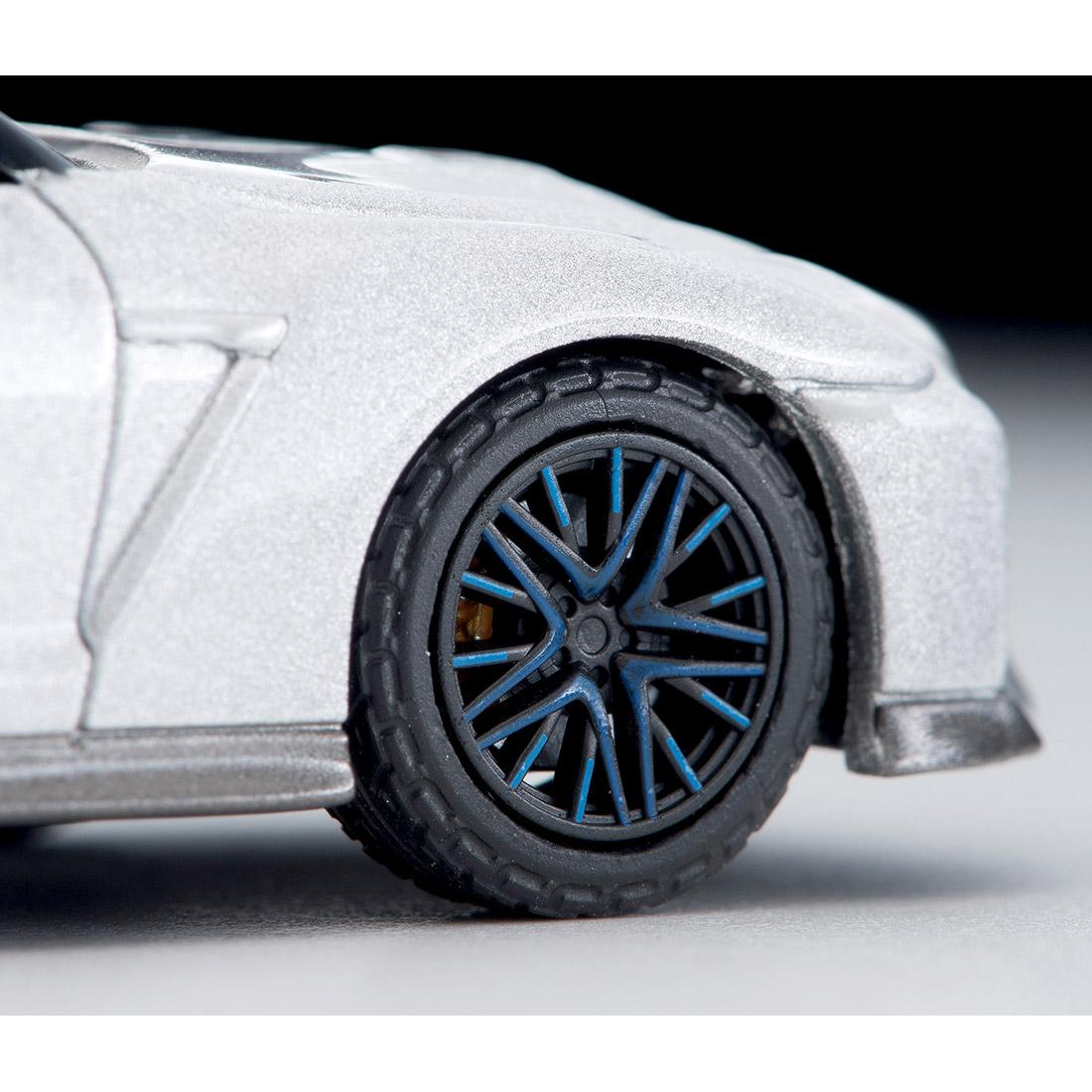 トミカリミテッドヴィンテージ ネオ LV-N200a『日産GT-R 50th ANNIVERSARY(青)』1/64 ミニカー-016