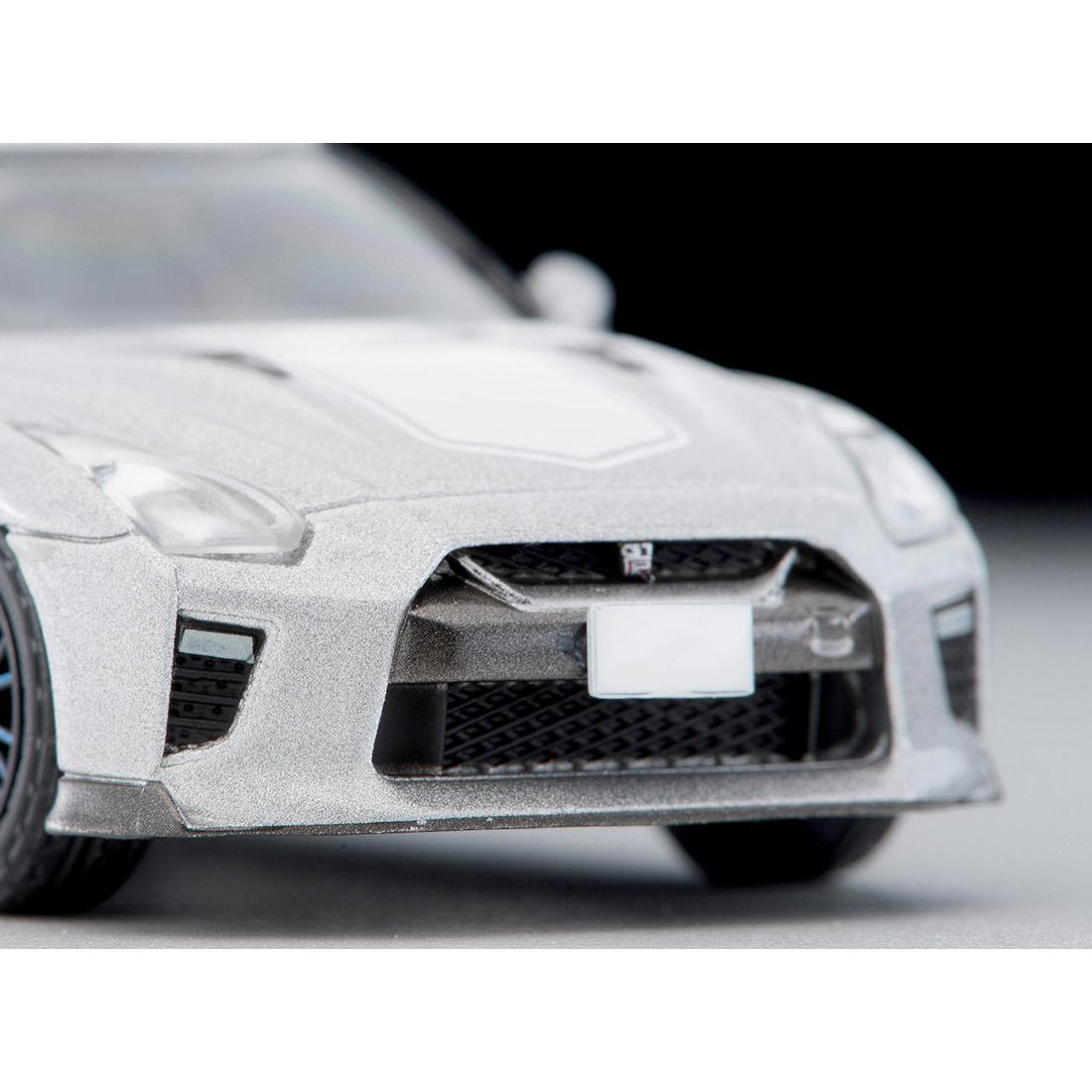 トミカリミテッドヴィンテージ ネオ LV-N200a『日産GT-R 50th ANNIVERSARY(青)』1/64 ミニカー-017