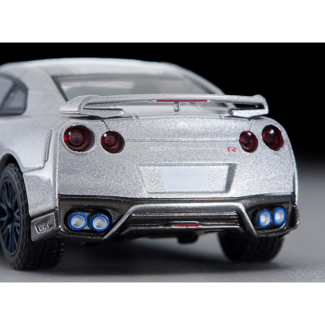 トミカリミテッドヴィンテージ ネオ LV-N200a『日産GT-R 50th ANNIVERSARY(青)』1/64 ミニカー-018