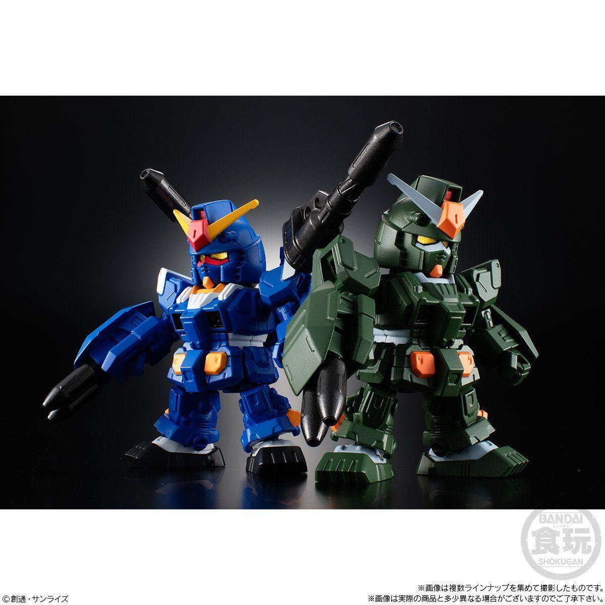 【食玩】機動戦士ガンダム『マイクロウォーズ5』10個入りBOX-009