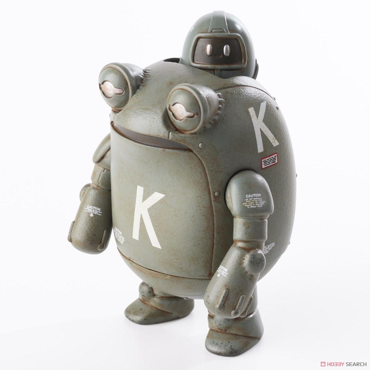 ケローネン『ケロス』ソフビフィギュア-001