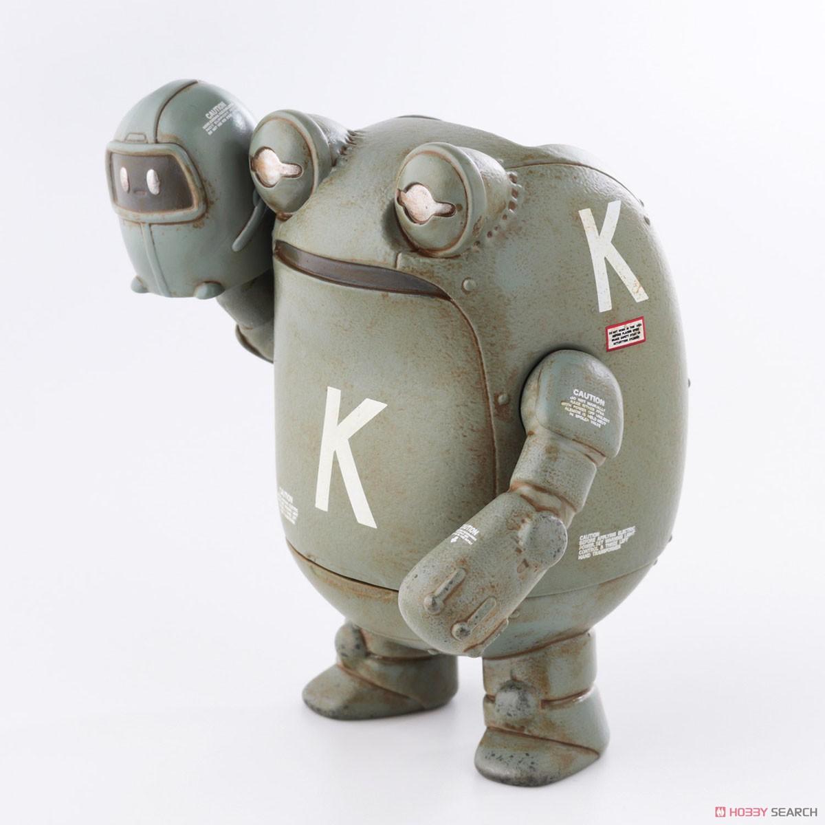 ケローネン『ケロス』ソフビフィギュア-004
