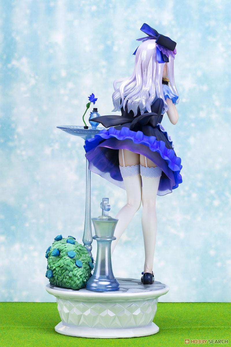 藤ちょこ氏オリジナルイラスト『蒼のアリス』完成品フィギュア-006