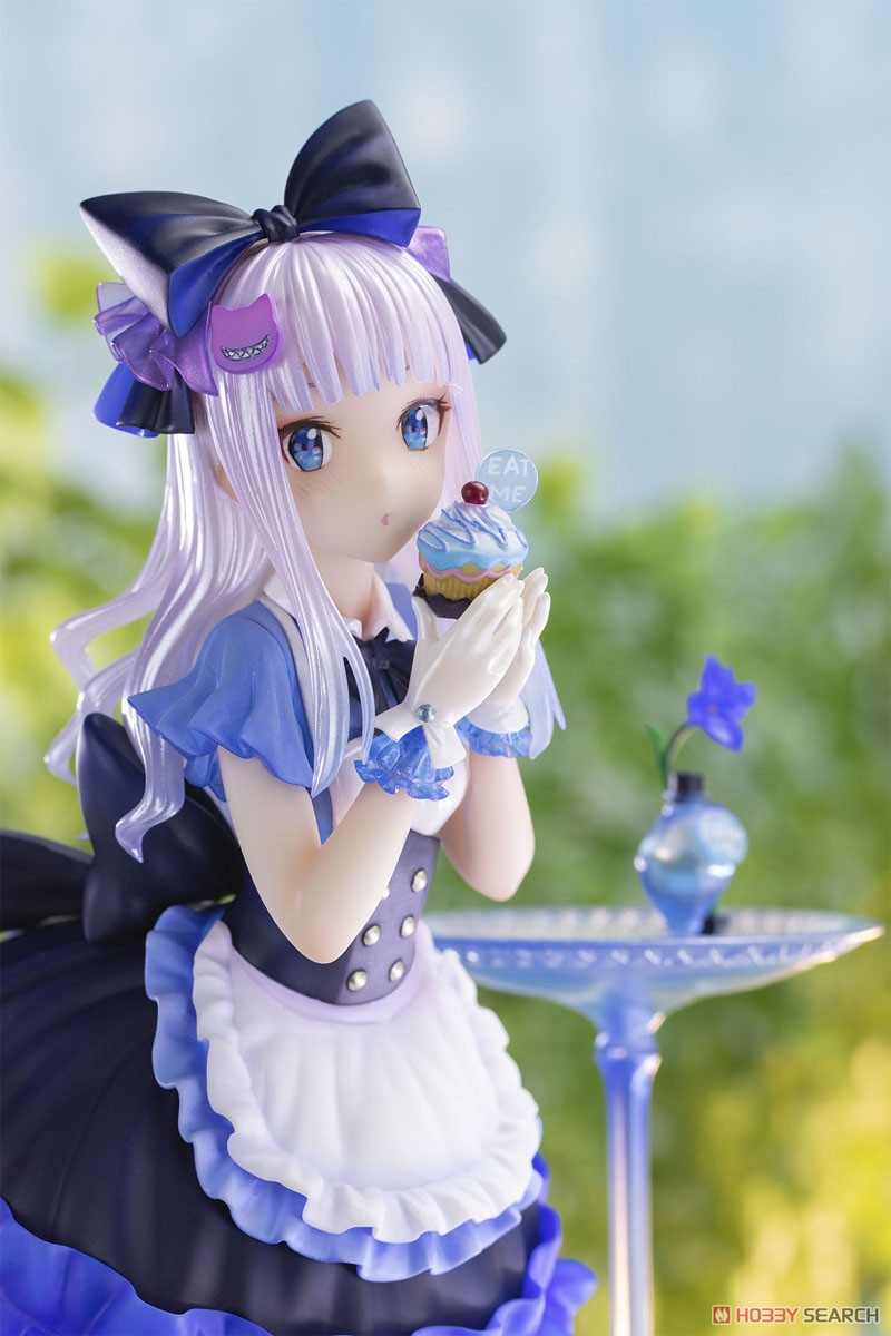 藤ちょこ氏オリジナルイラスト『蒼のアリス』完成品フィギュア-009