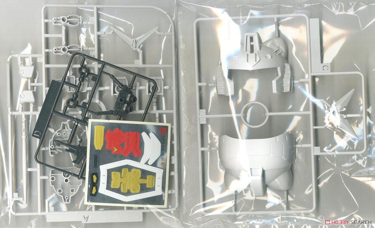 【再販】SDエクスタンダード『ハローキティ / RX-78-2 ガンダム[SD EX-STANDARD]』プラモデル-015