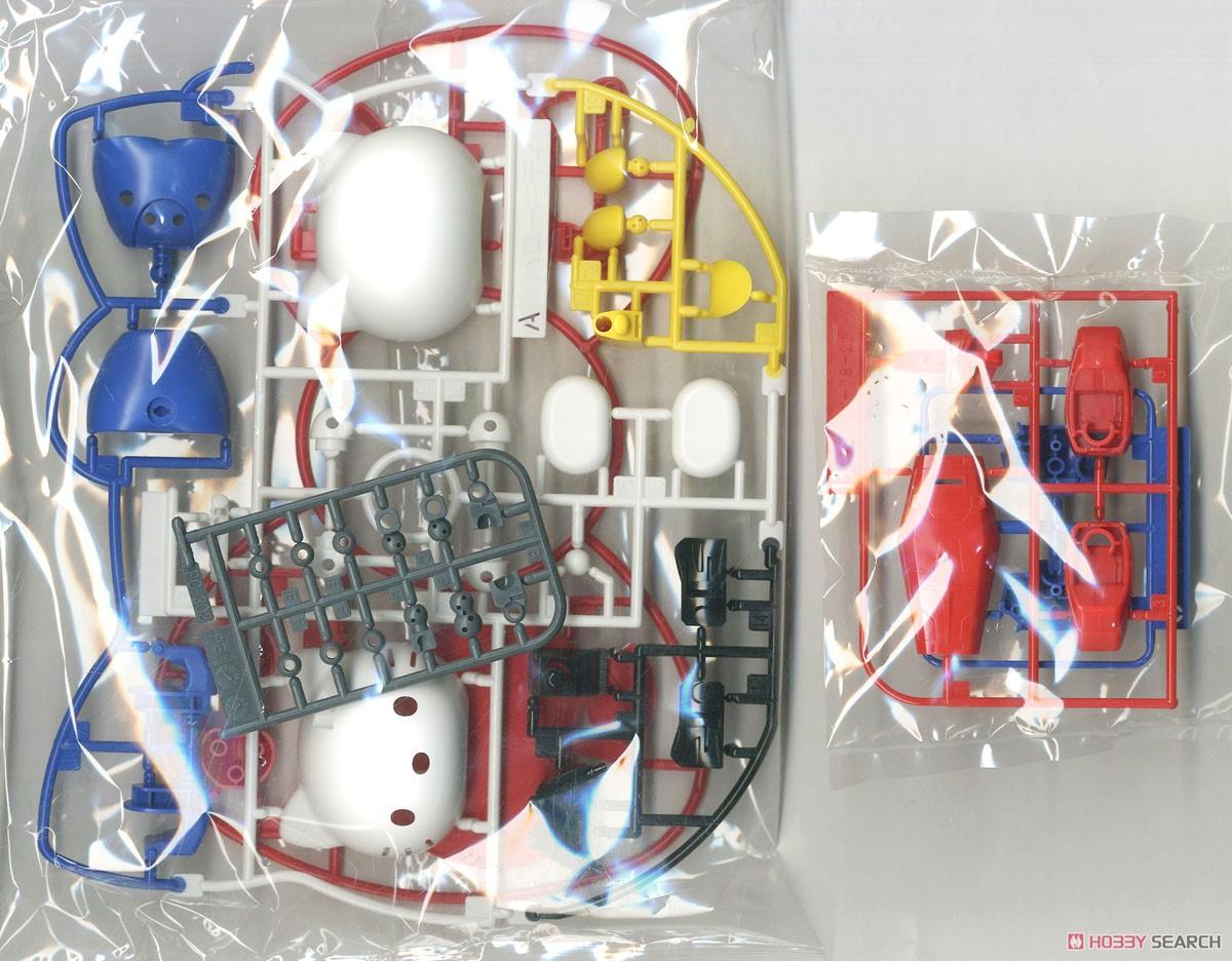 【再販】SDエクスタンダード『ハローキティ / RX-78-2 ガンダム[SD EX-STANDARD]』プラモデル-016