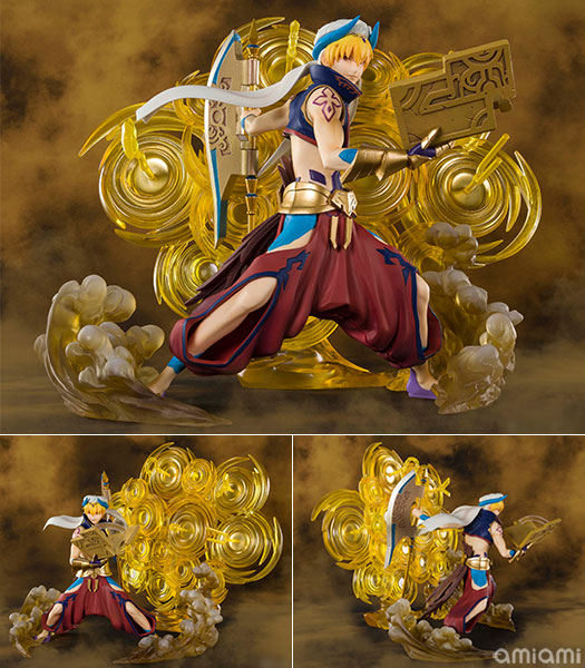 フィギュアーツZERO『ギルガメッシュ』Fate/Grand Order 完成品フィギュア