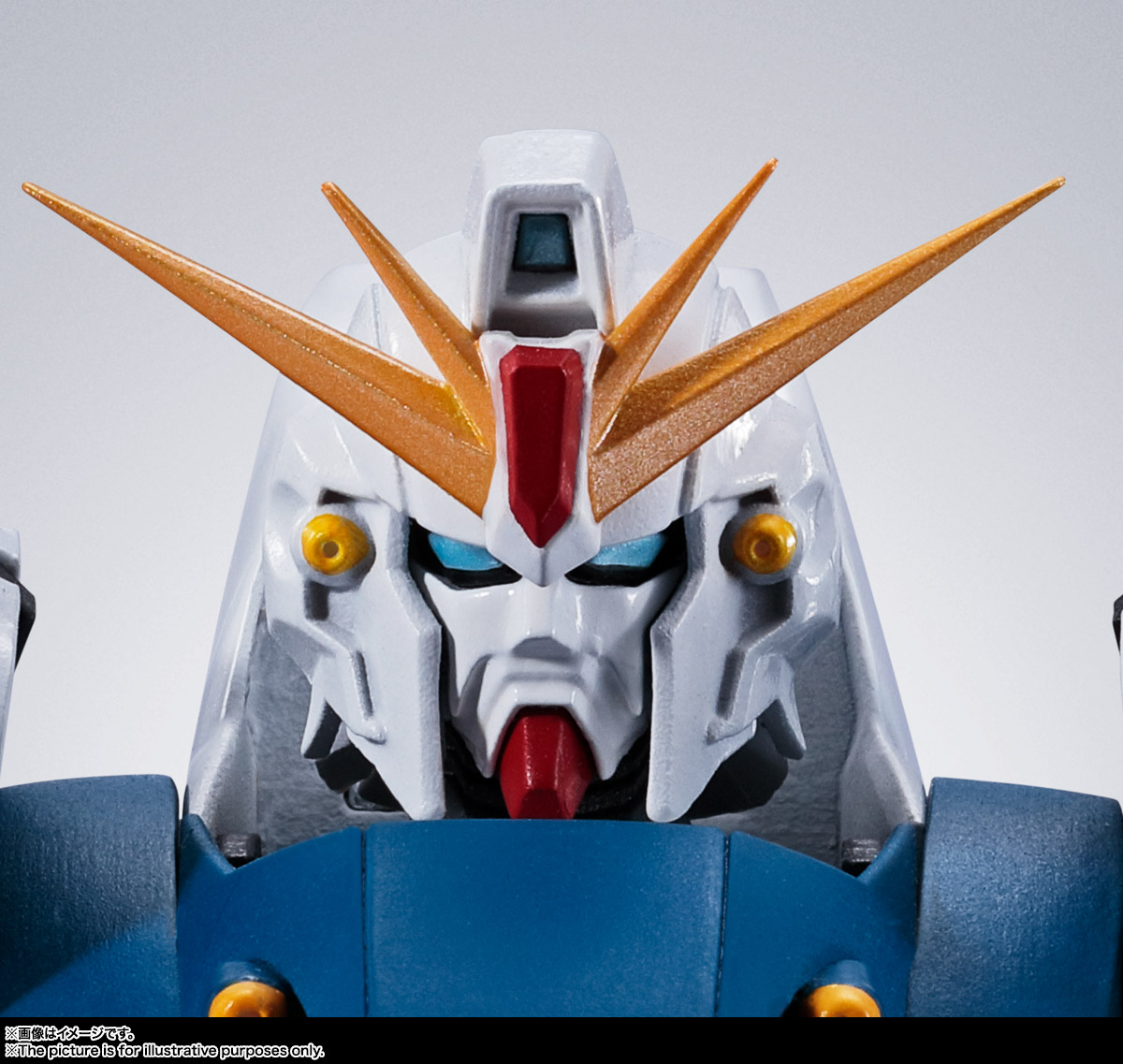 ROBOT魂〈SIDE MS〉『ガンダムF91 EVOLUTION-SPEC』機動戦士ガンダムF91 可動フィギュア-015