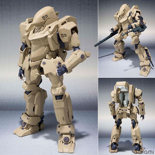 ROBOT魂〈SIDE TA〉『壱七式戦術甲冑雷電』ガサラキ 可動フィギュア