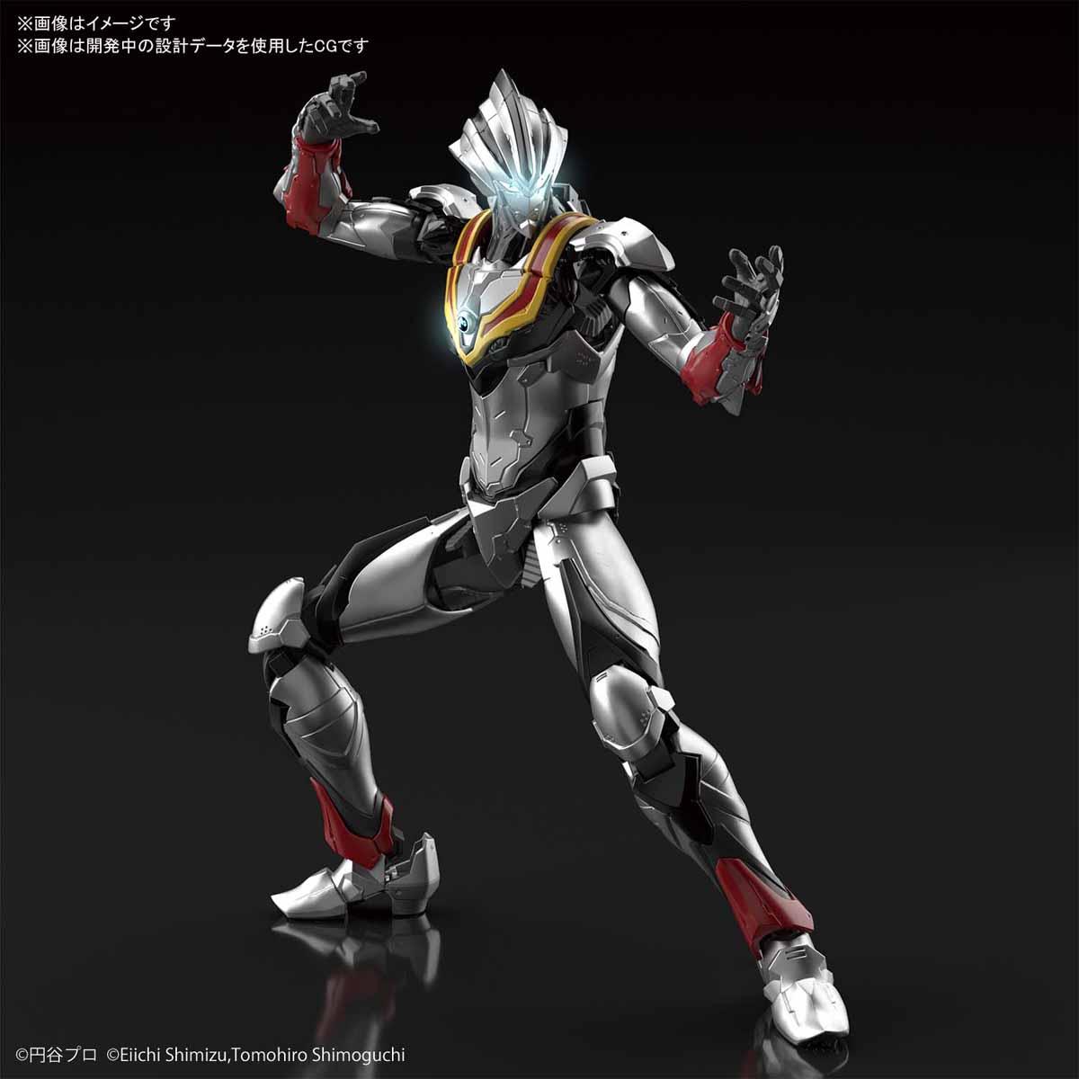 Figure-rise Standard『ULTRAMAN SUIT TIGA(ウルトラマンスーツ ティガ)』1/12 プラモデル-001