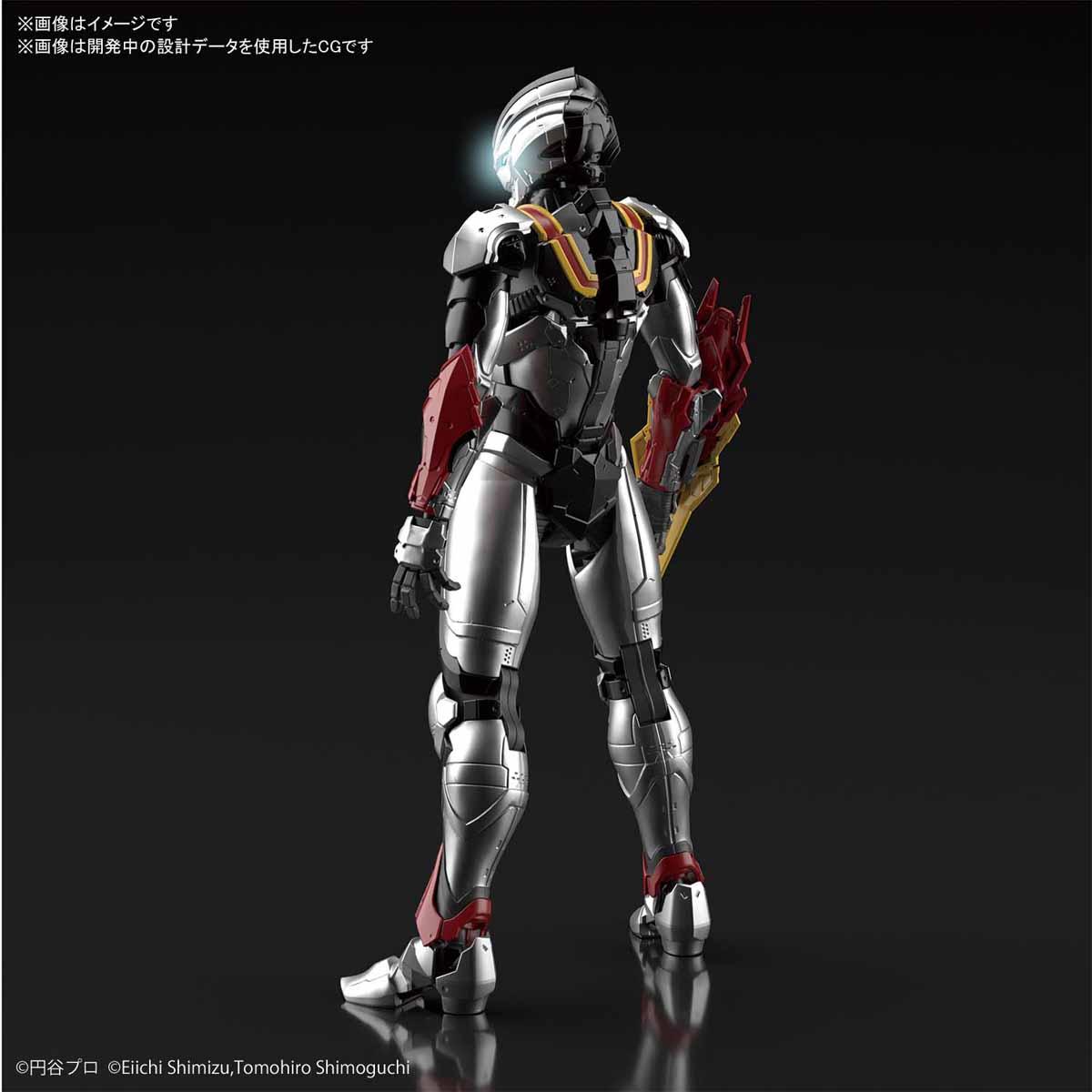 Figure-rise Standard『ULTRAMAN SUIT TIGA(ウルトラマンスーツ ティガ)』1/12 プラモデル-002