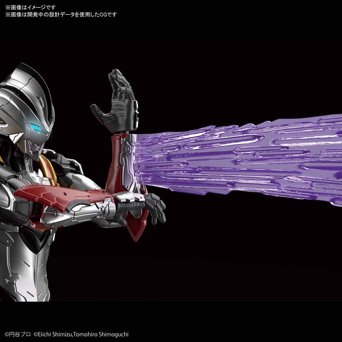Figure-rise Standard『ULTRAMAN SUIT TIGA(ウルトラマンスーツ ティガ)』1/12 プラモデル-005