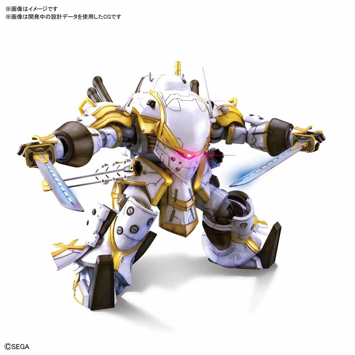 HG 1/24『霊子戦闘機・無限(神山誠十郎機)』新サクラ大戦 プラモデル-001