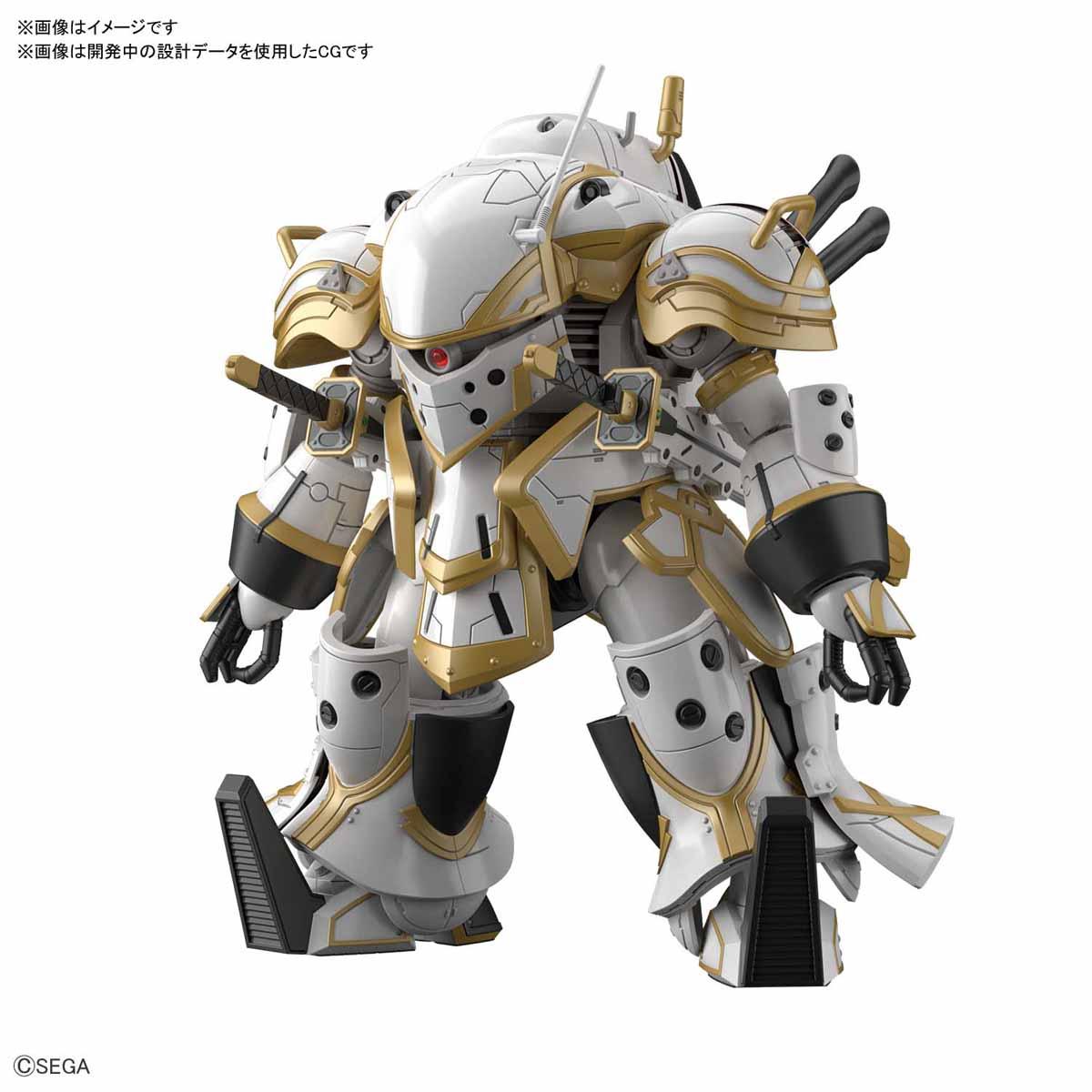 HG 1/24『霊子戦闘機・無限(神山誠十郎機)』新サクラ大戦 プラモデル-002