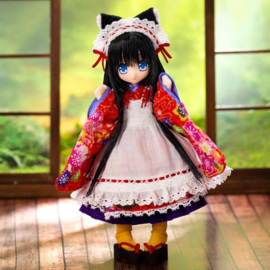 Lil'Fairy ~子猫の手も借りたい?~『ピチカ』1/12 完成品ドール