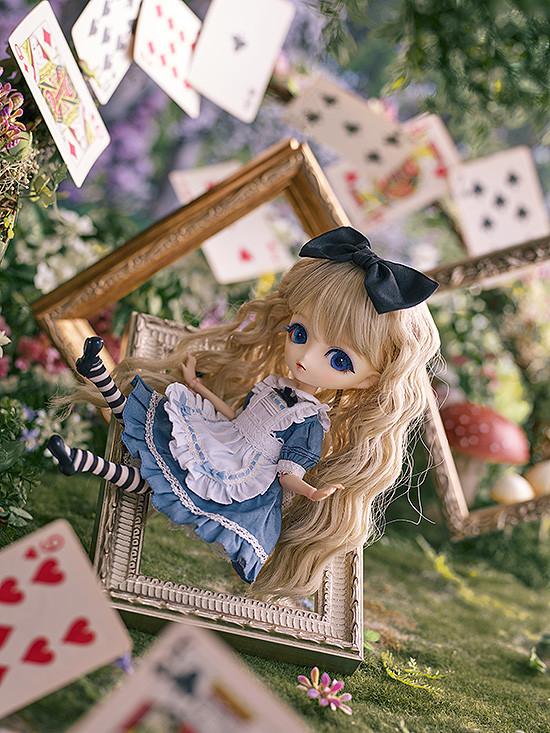 Harmonia bloom『ALICE A』完成品ドール-007